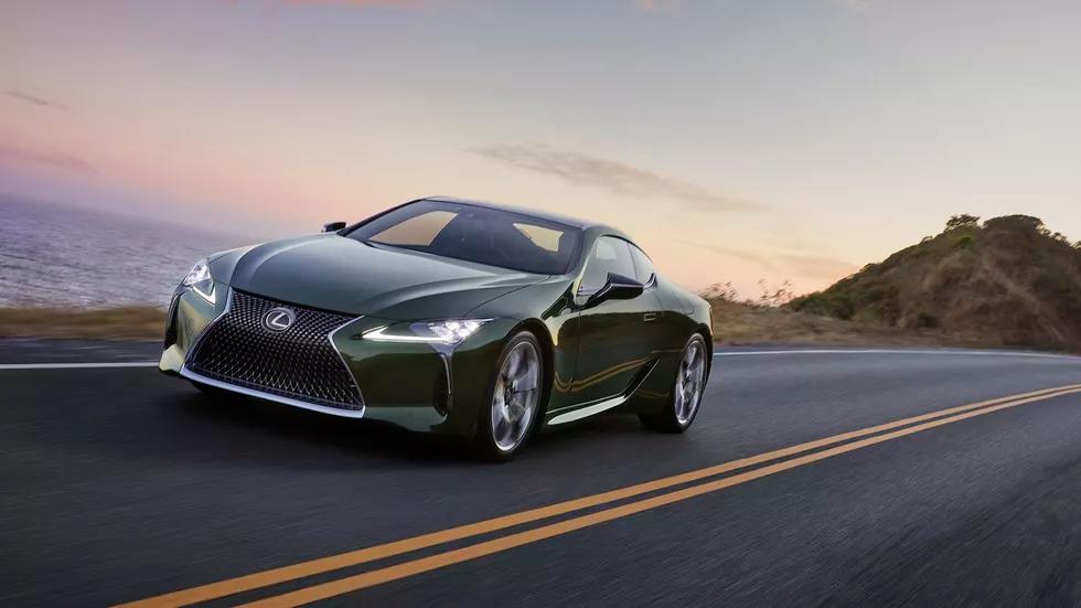 What S New Lexus In 2020 Lexus Lexus Lfa Lexus Lc