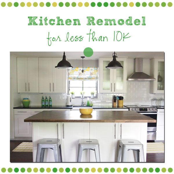 Cost To Remodel A Kitchen: Kitchen Cost Breakdown