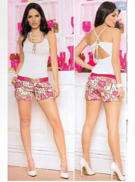 Jolie Catalogo De Ropa Campana 2 2015 Fall In Love Fashion Short Dresses Dresses