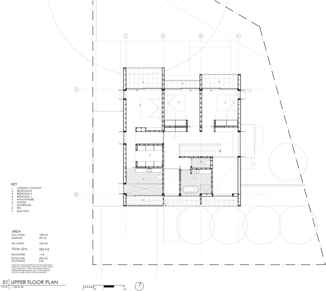 Gallery Of Ab House Bwa 29 In 2020 Ground Floor Plan Modern House Floor Plans