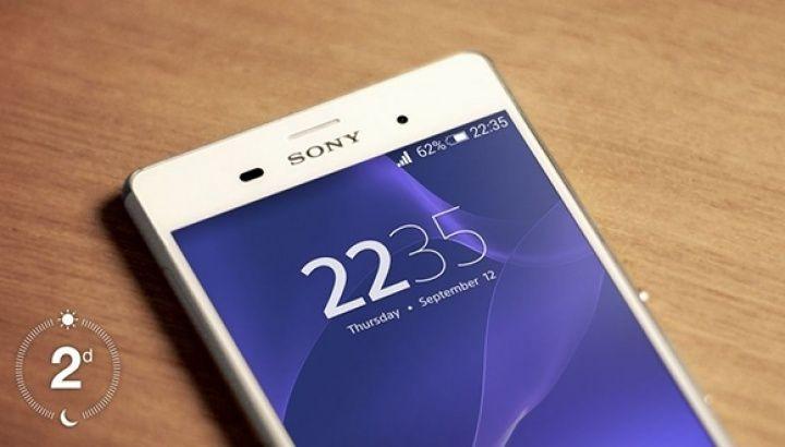 IFA 2014'te tanıtılan Sony'nin yeni amiral gemisi Xperia Z3'ün 32 GB dahili hafızalı versiyonu geliyor.