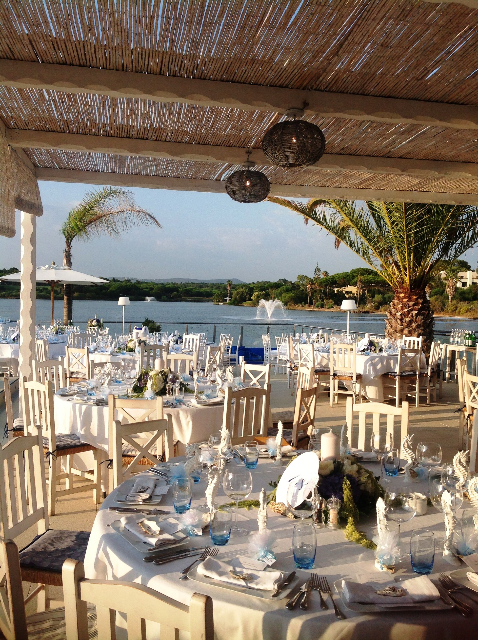 Casa Do Lago Quinta Do Lago Wedding Abroad Portugal Holidays
