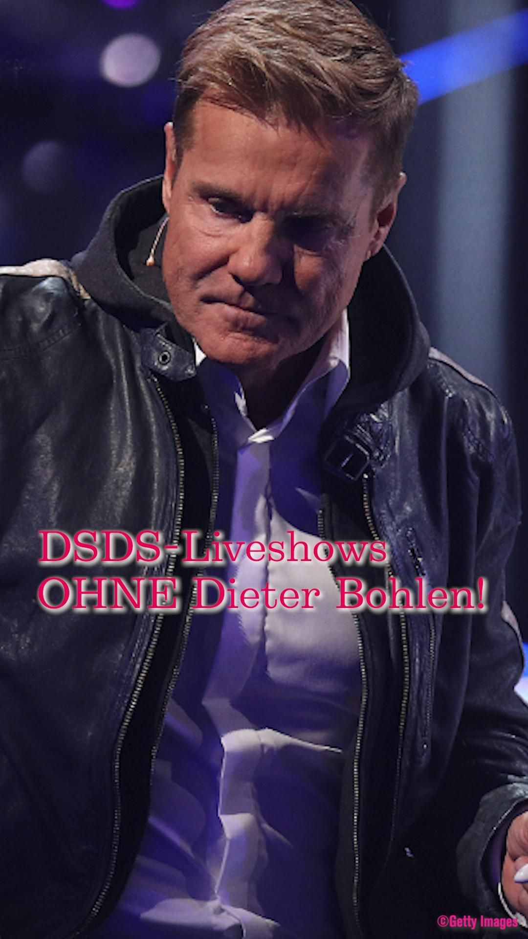 Dieter Bohlen Dsds Liveshows Krankheitsbedingt Abgesagt Video Video In 2021 Dsds Dieter Bohlen Bohlen