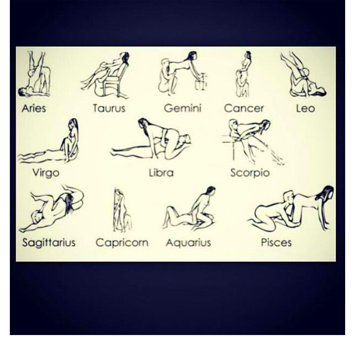 Horoscopes Sex Positions 45