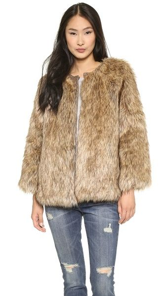 Pay With Paypal Online COATS & JACKETS - Faux furs Venus in Fur Collections Outlet Explore For Nice fgDHHGO