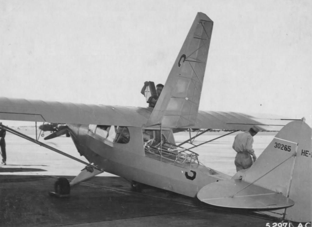 Piper Cub Medivac or Medevac l-4 | airplanes | Piper aircraft