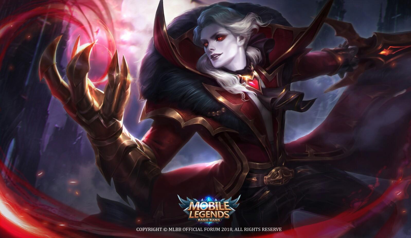 Mobile Legends Alucard Epic Skin Google Search Mobile Legend