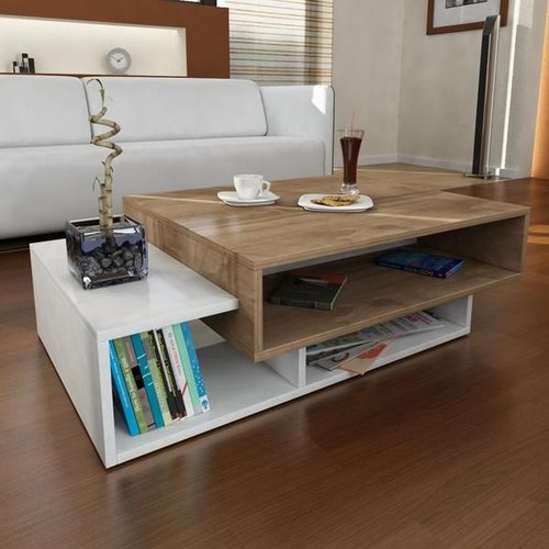 Debussy Coffee Table With Storage Metro Lane Tabletop