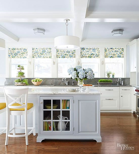 Cottage Style Kitchen Units: 15 Tips For A Cottage-Style Kitchen