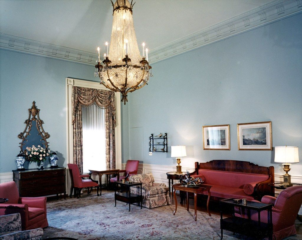 White House Rooms You Won T See On The Tour White House Rooms White House Interior White House Bedroom Master bedroom in the white house