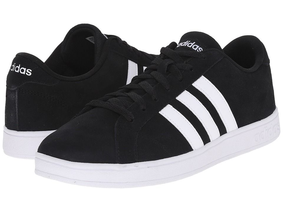 separation shoes 93e62 9e52c ADIDAS ORIGINALS ADIDAS - BASELINE (BLACKWHITEWHITE) MENS BASKETBALL  SHOES. adidasoriginals shoes