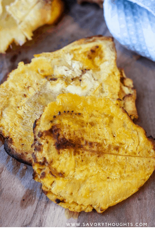 Bannann Peze - Haitian Fried Plantains | Recipe ...