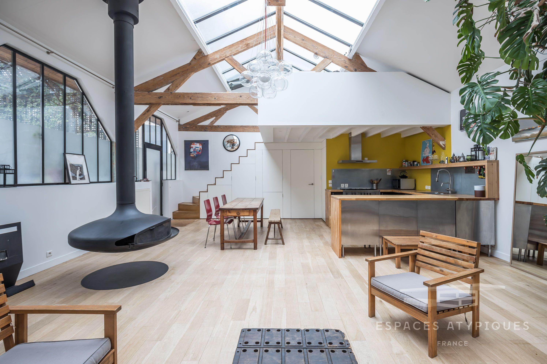Espace Atypique La Baule les 391 meilleures images de loft en 2020   appartement