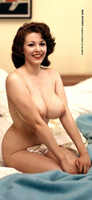 Elaine Reynolds 1959 Playboy