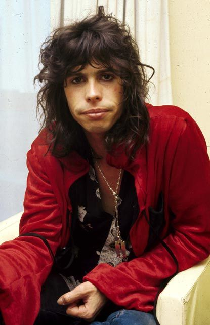 Rock Stars Now And Then Part Ii Steven Tyler
