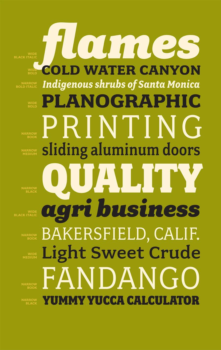 Emigre Fonts: Fairplex | Book print, Typography, Fonts