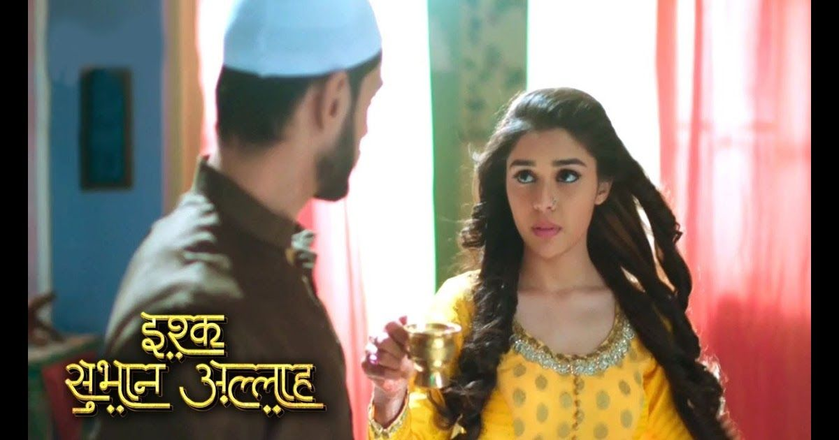 The Upcoming Twist Of Zee Tvs Show Ishq Subhan Allah Will Show That Rukhsar Will Lay Out A Big Trap For Zara By Planning To Get Her Reputatio Zara Zee Tv