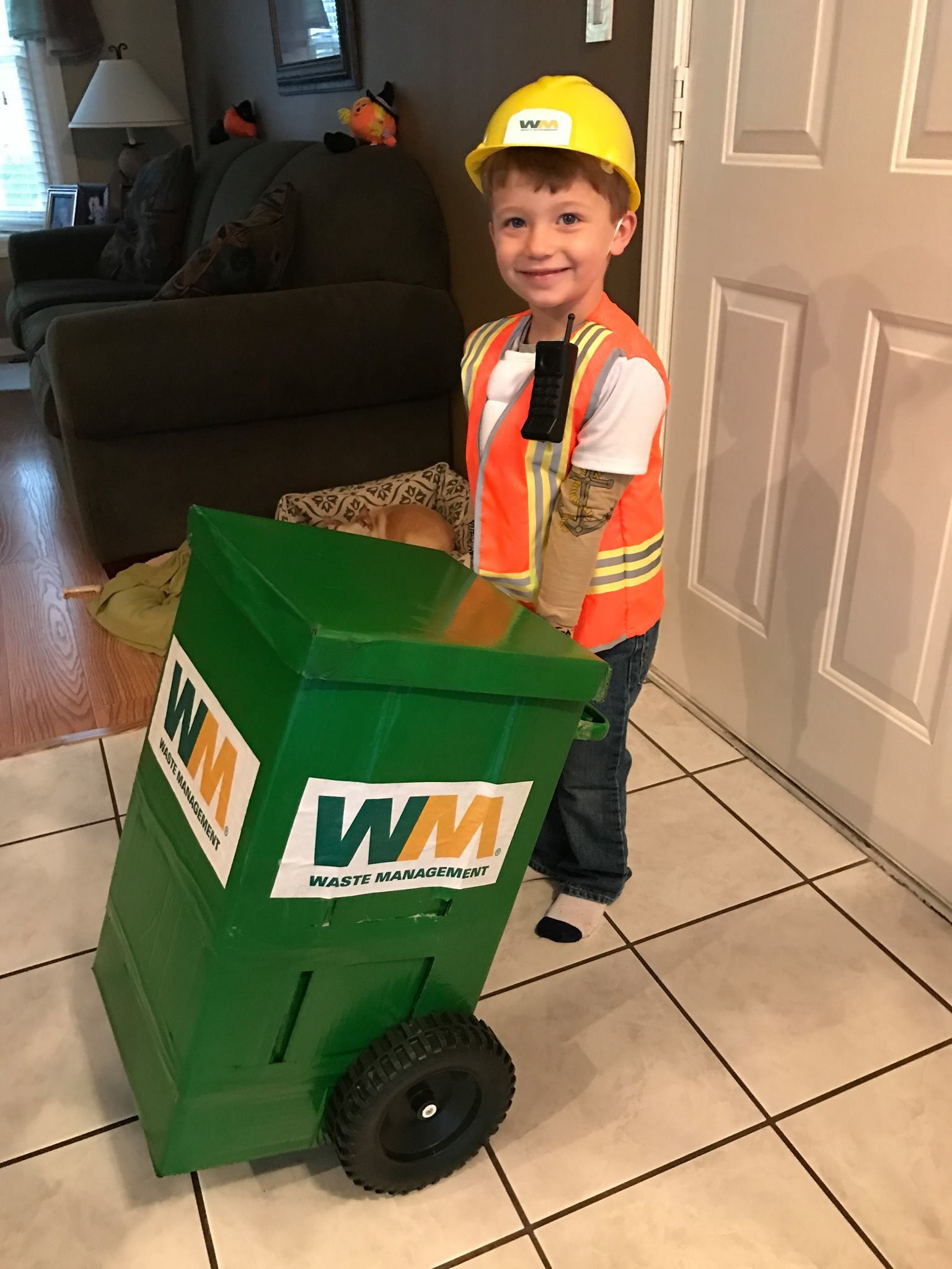 Pin By Waste Management On Halloween Costume Ideas