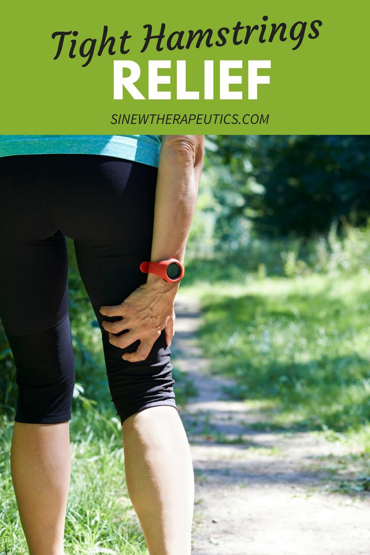 Having muscular strength imbalances between the hamstrings
