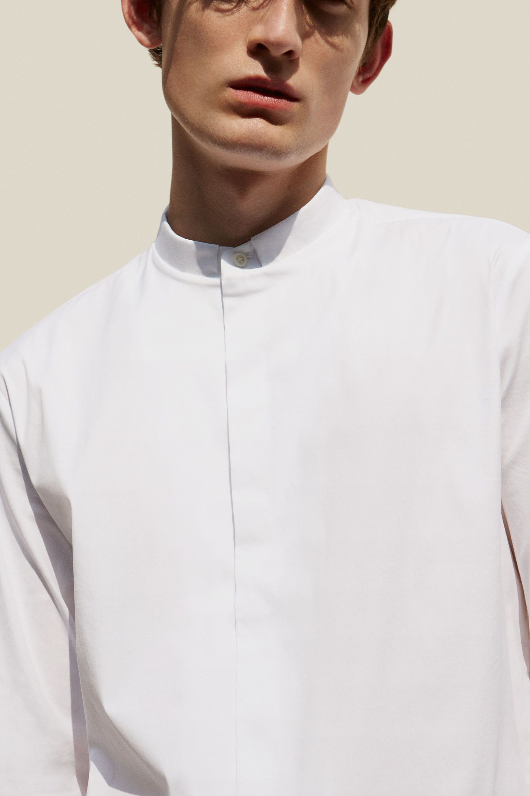 COS | The everyday shirt, reinvented | White shirt outfits