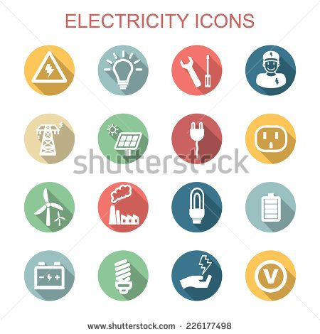 Electrician logo stock vectors vector clip art shutterstock business cards electrician logo stock vectors reheart Images