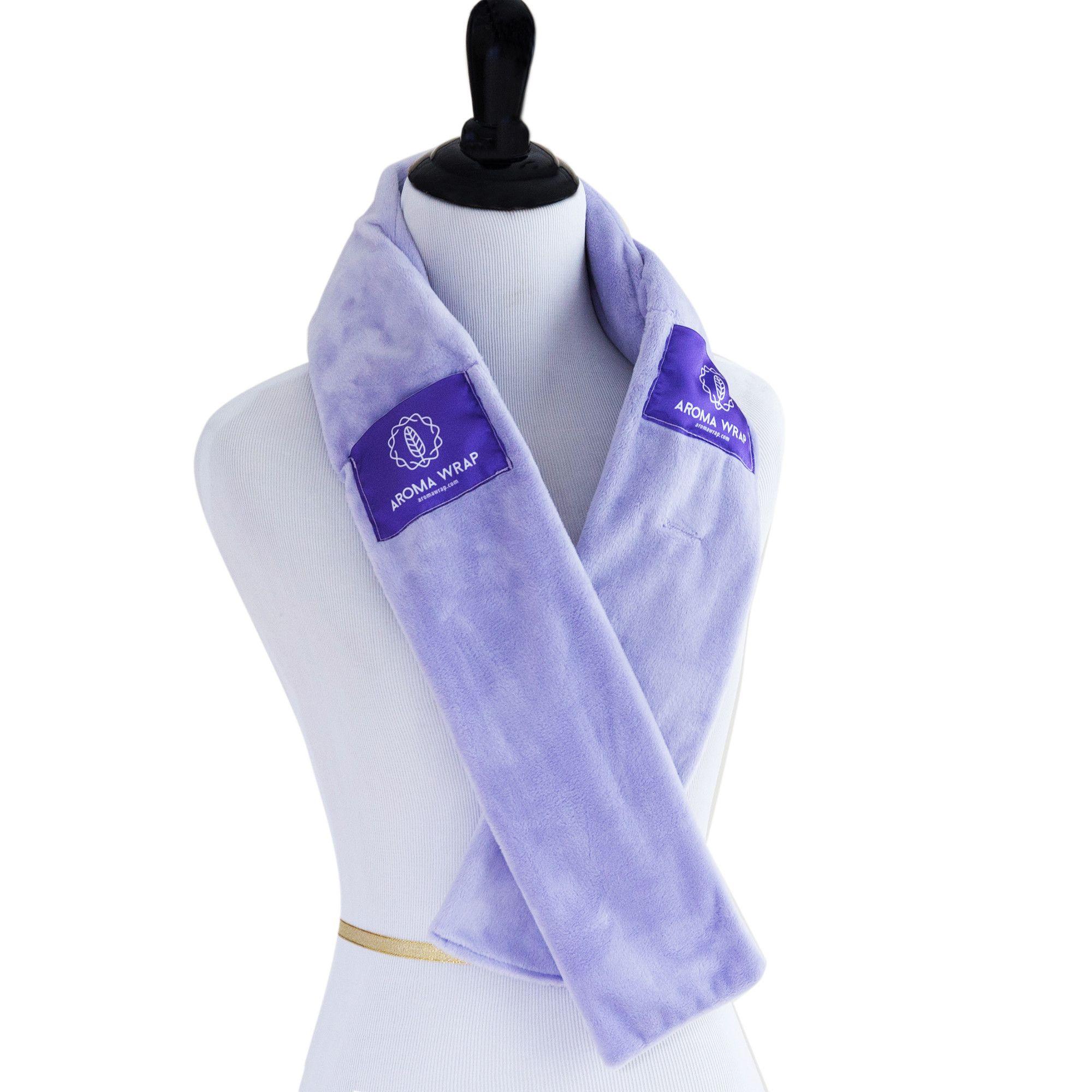 Signature Series 4 Piece Therapeutic Aromatherapy Neck Wrap Set
