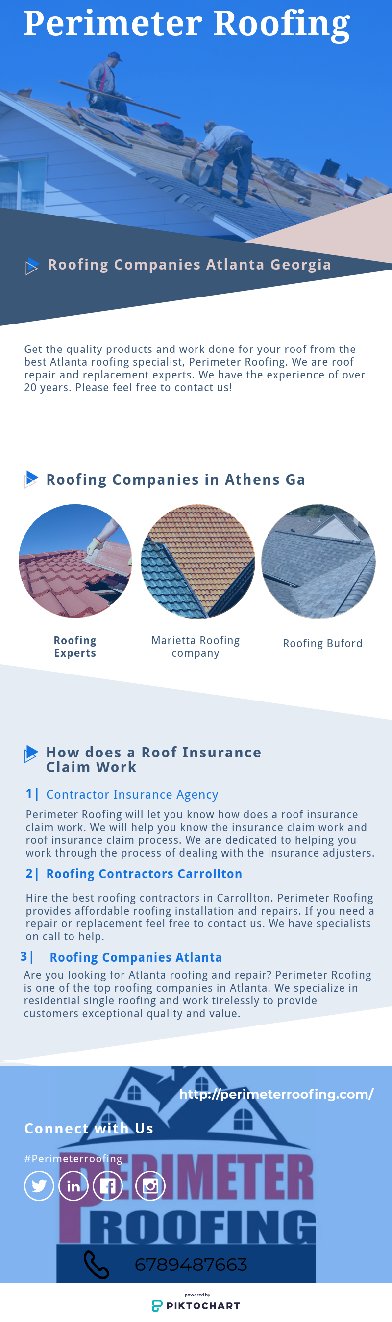 Perimeter Roofing Is The Roofing Repair Company In Marietta Ga