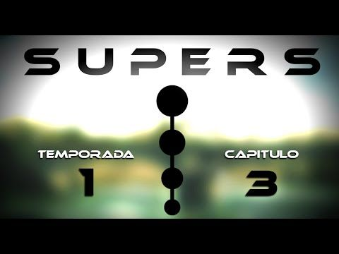 """SUPERS 1x03 - """"Manchas y Rayas"""" - YouTube"""