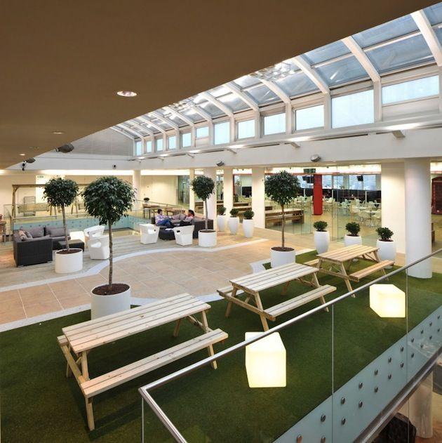 san francisco rackspace office. London Themed Rackspace Office In Hyde Park (17) San Francisco