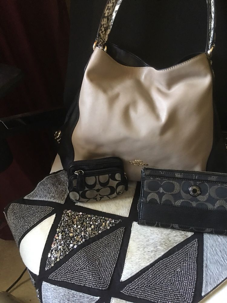 8ba2808102ef coach handbags used large pre-owned  fashion  clothing  shoes  accessories   womensbagshandbags (ebay link)