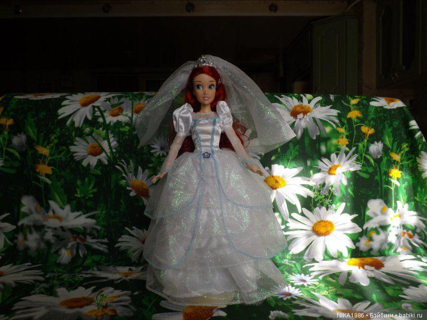 Продам Ариель в свадебном платье. - Бэйбики (с ...