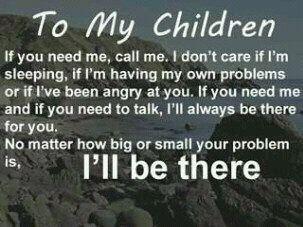 Unconditional Love Lovecare My Children Love My Kids Children