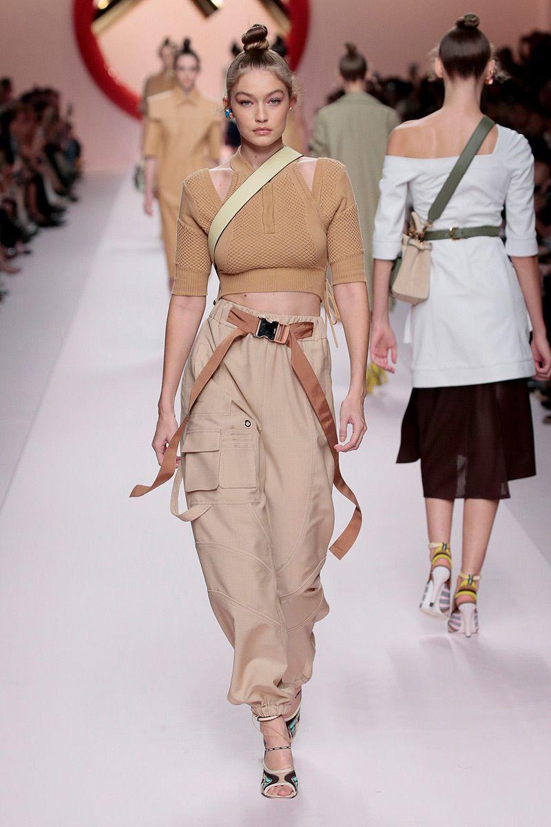 3083c9b2b722 Fendi Spring Summer 2019 Collection ‹ Fashion Trendsetter