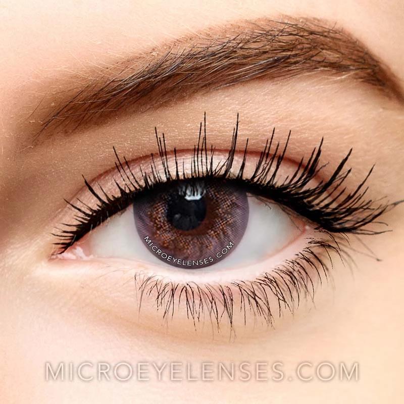 Micro® Eye Circle Lens Caribe Pink Dream Colored Contacts Lens M0533 #coloredeyecontacts Dream colored contact lenses|Buy colored contacts online|Eye contact lenses colors #coloredeyecontacts