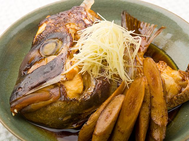 鯛 の あら レシピ 臭みなく仕上げる秘密は3つ! プロが教える魚のアラ煮のレシピ