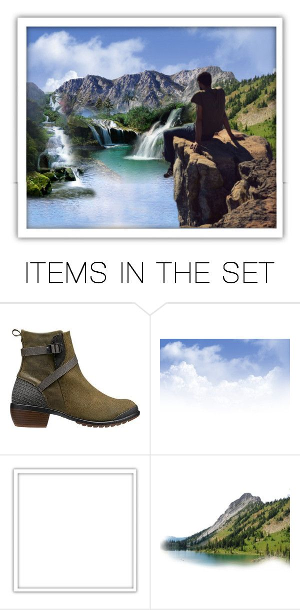 """This is not the end of the world."" by dalia-mohsen ❤ liked on Polyvore featuring art"