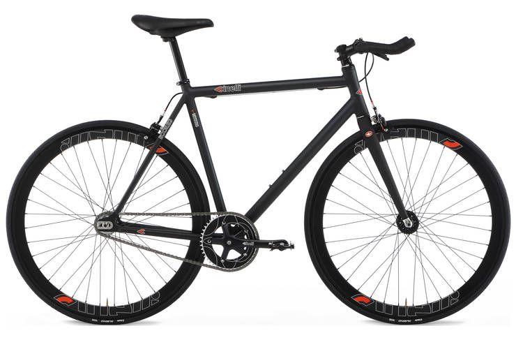Cinelli Bootleg Mystic Rats 2012 Single Speed Bike Fixed Gear