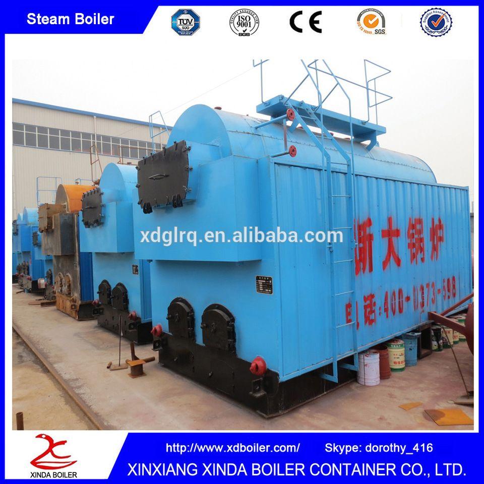 Xinxiang Xinda 1 Ton Automatic or Manual Operation Boiler Factory ...