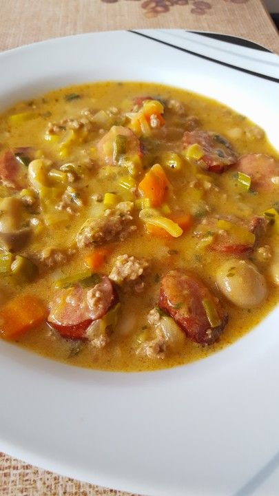 Photo of Hearty rag soup from home cooking Chef