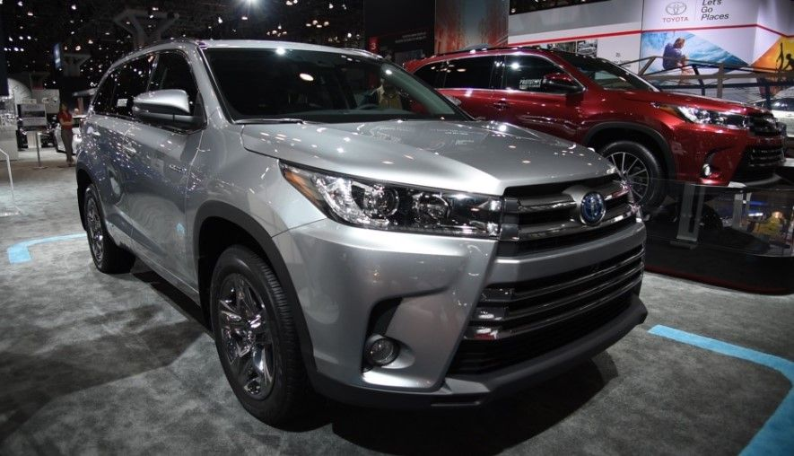 2019 Toyota Highlander New Layout Engine Specs Price Estimate