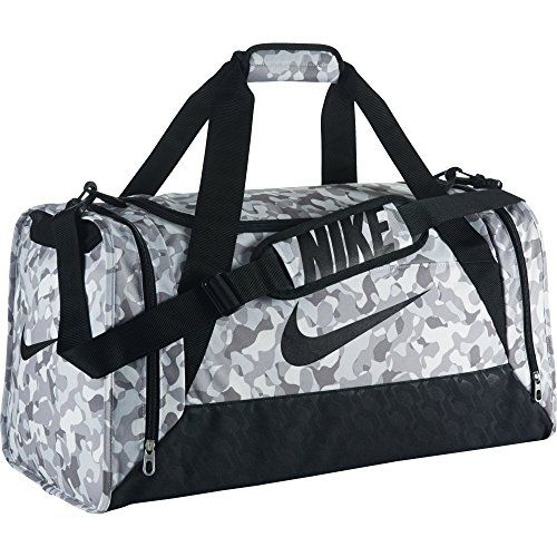 c1765ab3db6a Nike Snow Camouflage Duffel Bag (Small) Nike https   www.amazon