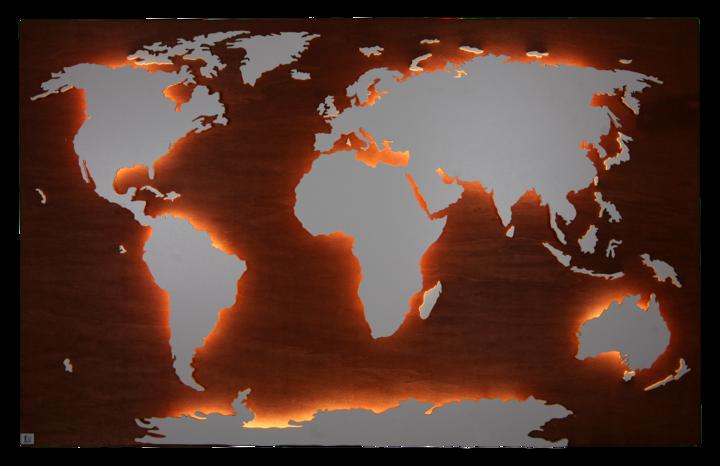 Ihr Design Highlight Weltkarten In Vielen Varianten Aus Holz Kork Magnetisch Mit Led Beleuchtung 3d Effekt In Hoher Qualitat Mit Weltkarte Karten Teak