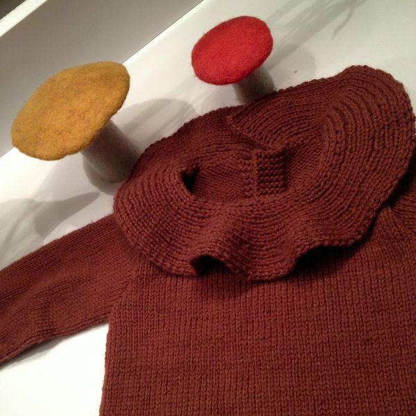 Ma petite Châtaigne ! - d Est en Ouest   mezginiai   Knitting, Baby  knitting, Tricot f6aed417672