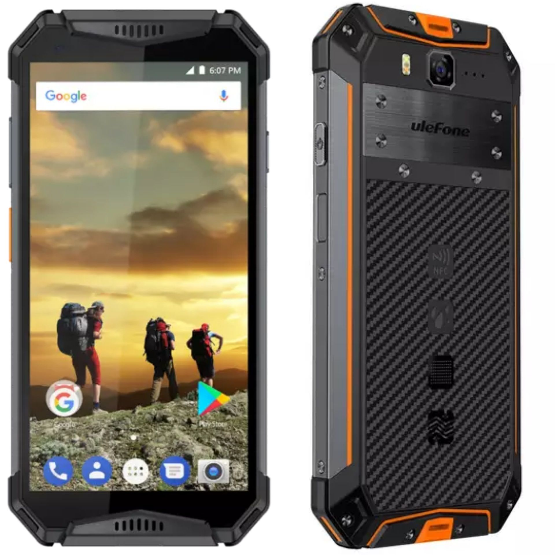 Ulefone Armor 3 has been launched by Ulefone as the latest