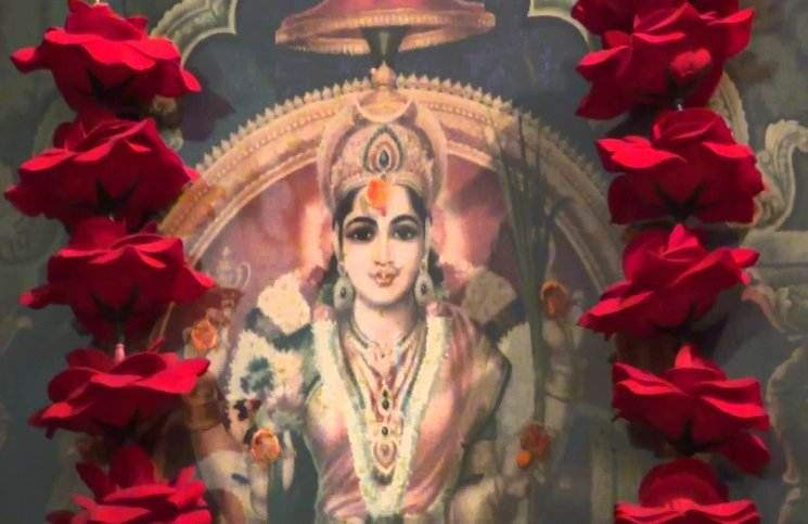 Parvati Mantra Lyrics andTranslation - Sarva Mangala