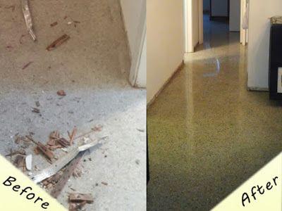 Terrazzo Floor Restoration Services Terrazzo Restoration Terrazzo - How to care for terrazzo floors