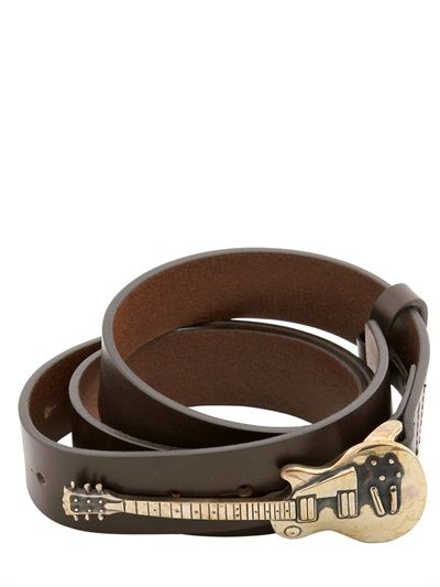MANUEL BOZZI - STUDS COLLECTION BELT