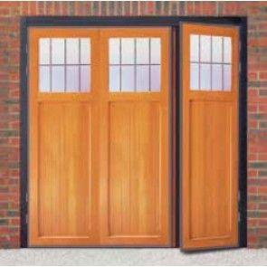 Cardale Futura Ibstock Timber Side Hinged Garage Door Garage Doors Wooden Garage Doors Side Hinged Garage Doors