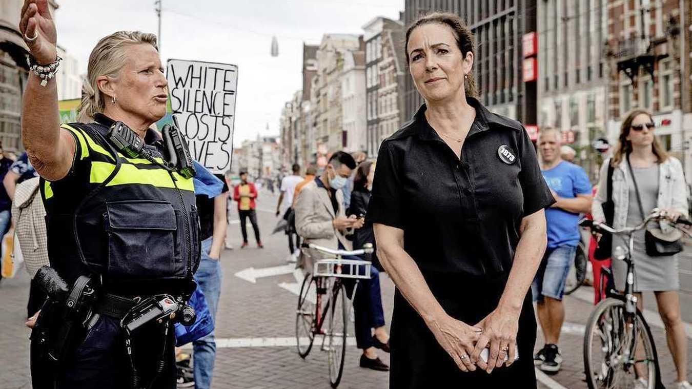Aparte wetgeving in Amsterdam?een burgemeester met een