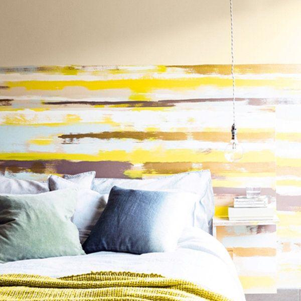 Tcnicas e ideas para pintar tus paredes Lneas rectas Atrevete y